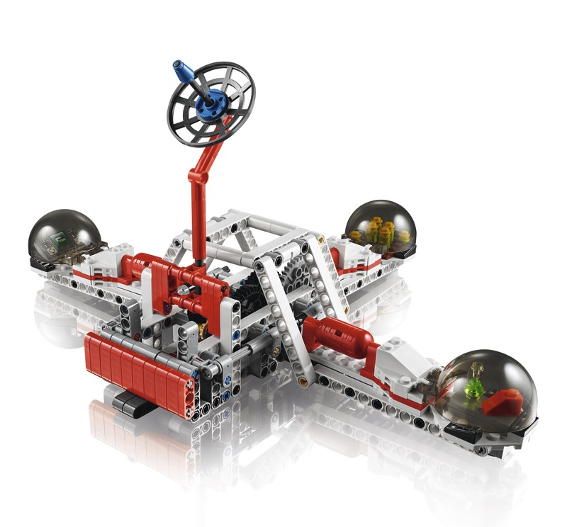 EV3 Space Challenge Set and Curriculum
